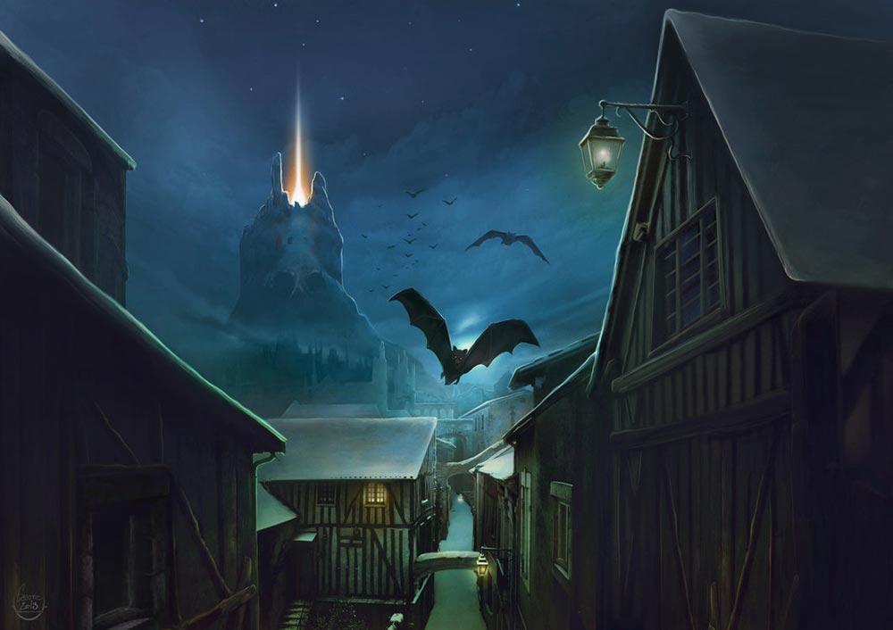 fantasy_art_land_Yann_Delahaie_eacone_illustrateur
