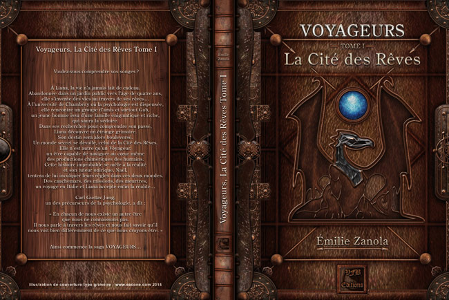 illustration couverture Yann Delahaie eacone illustrateur